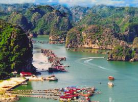 Vé máy bay Vietnam Airlines đi Hải Phòng