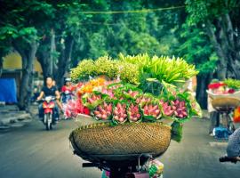 Vé máy bay giá rẻ đi Hà Nội