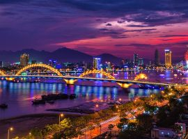 Giá vé máy bay đi Đà Nẵng Vietnam Airlines
