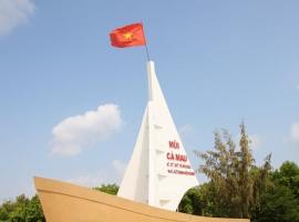 Vé máy bay Sài Gòn Cà Mau