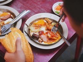 Các món ăn sáng ngon ở Sài Gòn