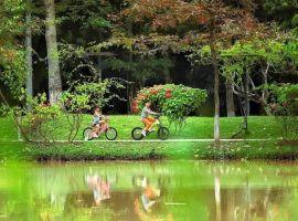 Du lịch gần Hà Nội bằng xe máy